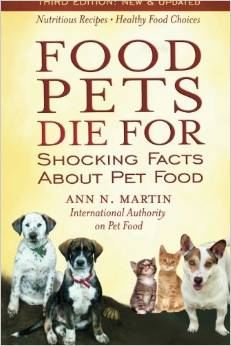 Foods Pet Die For