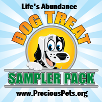 Life's Abundance Dog Treat Samples
