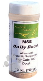 Natur's Way Daily Boost Pet Probiotic