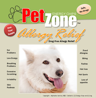 PetZone Allergy Relief for Dogs and Cats
