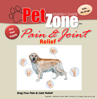 PetZone Drug Free Pain and Joint Relief for Dogs and Cats